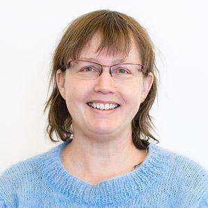 Ordförande Petra Hellquist
